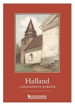 Halland : landskapets kyrkor