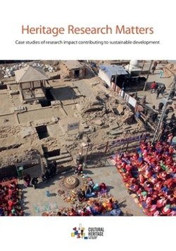 Heritage research matters : case studies of research impact contributing to sustainable development