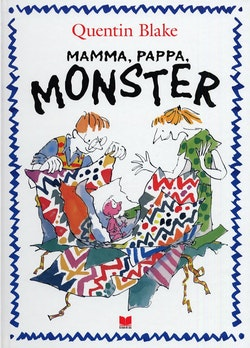 Mamma, pappa, monster
