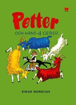 Petter och hans fyra getter (rea)