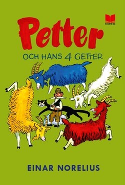 Petter och hans fyra getter