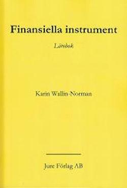 Finansiella instrument : lärobok