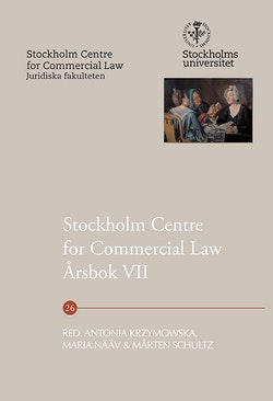 Stockholm Centre for Commercial Law årsbok 7