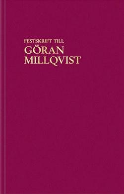 Festskrift till Göran Millqvist