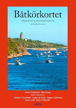 Båtkörkortet : förarintyg & kustskepparintyg