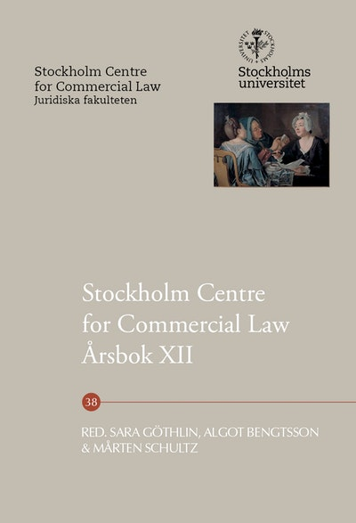 Stockholm Centre for Commercial Law Årsbok XII