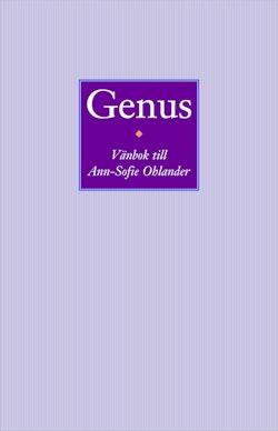 Att se det osedda : vänbok till Ann-Sofie Ohlander