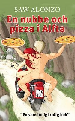 En nubbe och pizza i Alfta