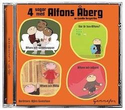 4 sagor med Alfons Åberg