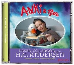 Anki & Pytte läser fler sagor av H. C. Andersen