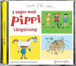 3 sagor med Pippi Långstrump