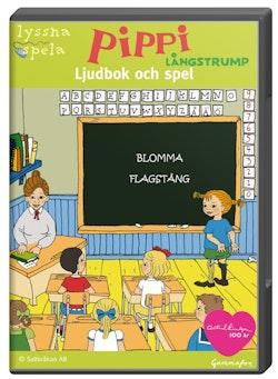 Pippi Långstrump. Ljudbok och spel