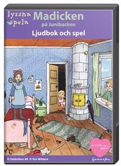 Madicken på Junibacken.  Ljudbok och spel