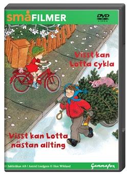 Visst kan Lotta cykla ; Visst kan Lotta nästan allting