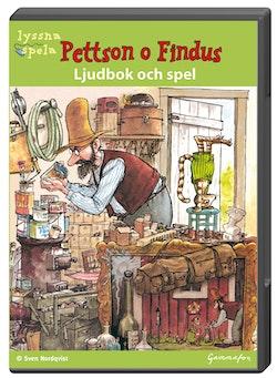 Pettson o Findus. Ljudbok och spel