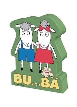 Bu och Bä - Pussel