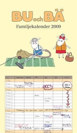 Bu och Bä Familjekalender 2009