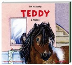 Teddy i huset