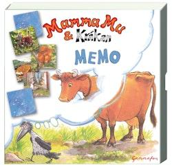 Mamma Mu & Kråkan : memo