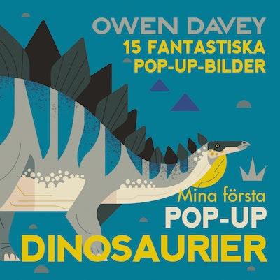 Mina första pop-up-dinosaurier
