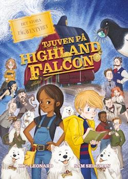 Tjuven på Highland Falcon