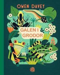 Galen i grodor