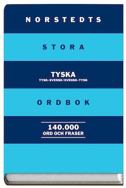 Norstedts stora tyska ordbok - Tysk-svensk/Svensk-tysk