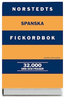 Norstedts spanska fickordbok : spansk-svensk/svensk-spansk