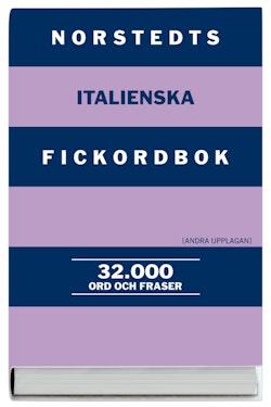 Norstedts italienska fickordbok : italiensk-svensk/svensk-italiensk