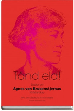 Tänd eld! : essäer om Agnes von Krusenstjernas författarskap