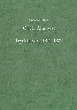Tryckta verk 1814 - 1822
