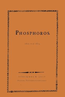 Phosphoros 1812 och 1813