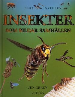 Insekter som bildar samhällen