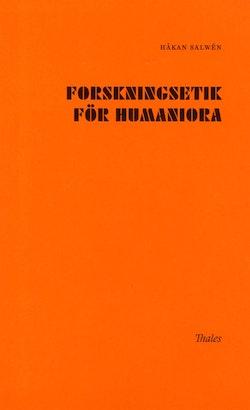 Forskningsetik för humaniora