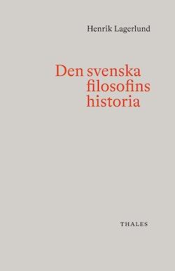 Den svenska filosofins historia