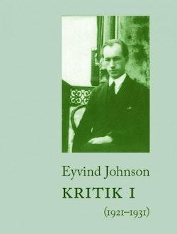 Kritik. 1, 1921-1931