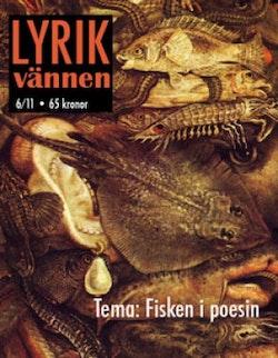 Lyrikvännen 6(2011) Fisken i poesin