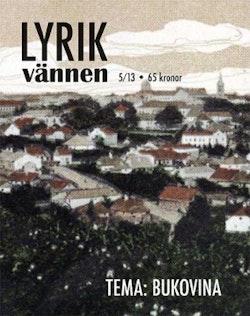 Lyrikvännen 5(2013) Bukovina