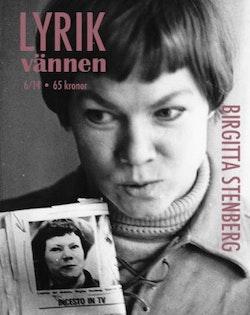 Lyrikvännen 6(2014) Birgitta Stenberg