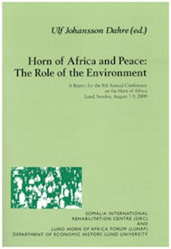 Horn of Africa and peace : the role of the environment