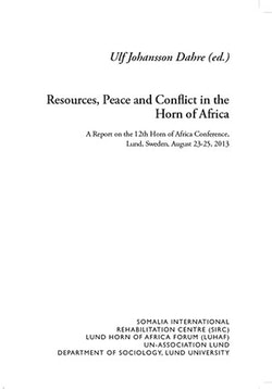 Resources, Peace and Conflict in the Horn of Africa