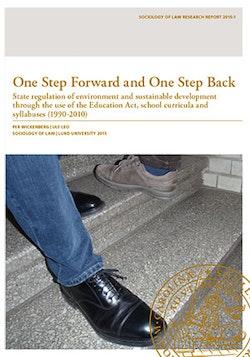 One step forward and one step back