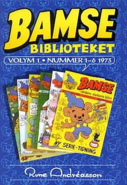 Bamsebiblioteket. Vol. 01, Nummer 1-6 1973