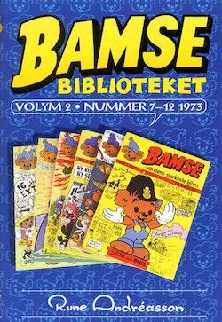 Bamsebiblioteket. Vol. 02, Nummer 7-12 1973