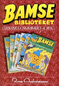 Bamsebiblioteket. Vol. 05, Nummer 1-6 1975