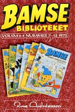 Bamsebiblioteket. Vol. 06, Nummer 7-12 1975