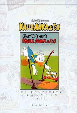 Kalle Anka & Co Den kompletta årgången 1954 del 2