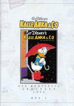 Kalle Anka & Co Den kompletta årgången 1955 del 1