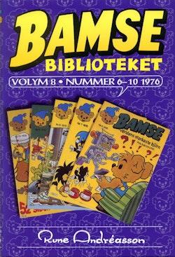 Bamsebiblioteket. Vol. 08, Nummer 6-10 1976