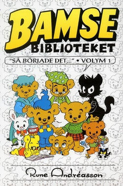 Bamsebiblioteket :